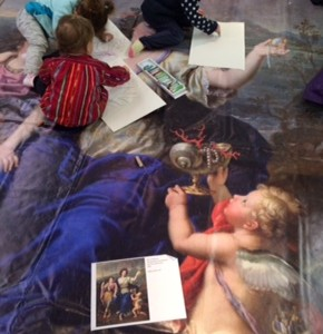 A Trip to the National Gallery