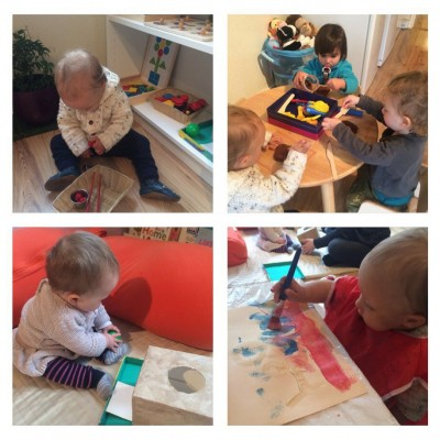 Babies / Toddlers individual activities