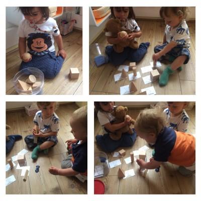 Exploring geometric solids