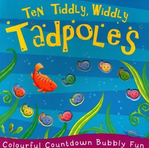 Ten Tiddly, Widdly Tadpoles